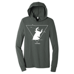 Taurus Hooded Long Sleeve Shirt