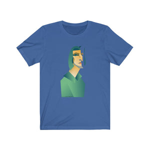 Brutus, the Contemporary - Unisex Jersey Short Sleeve Tee