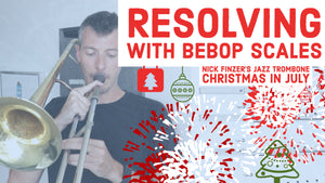 7/3: Resolving with Bebop Scales - Free PDF!
