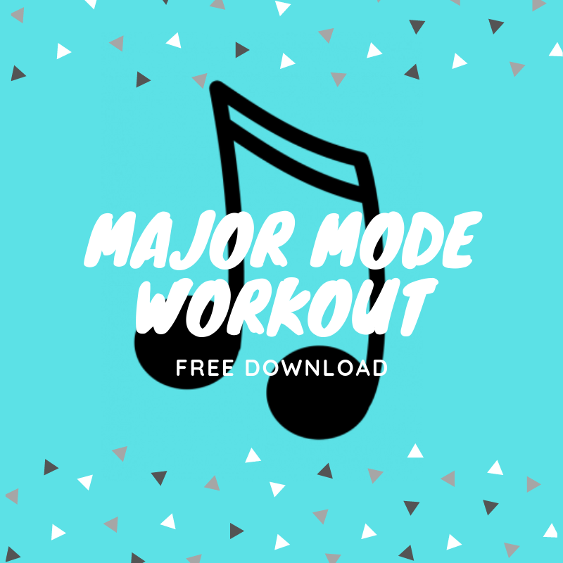 Major Mode Scale Workout for Jazz Trombone (and everyone else, too!)