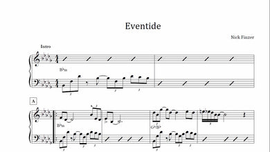 Eventide PDF (from Exposition)