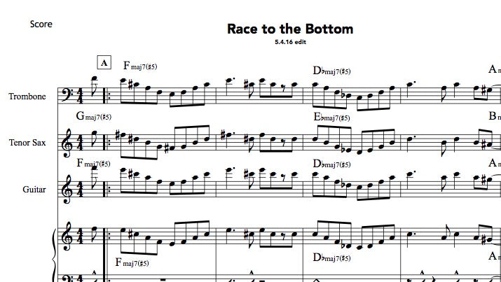 Race to the Bottom PDFs (from Hear & Now)