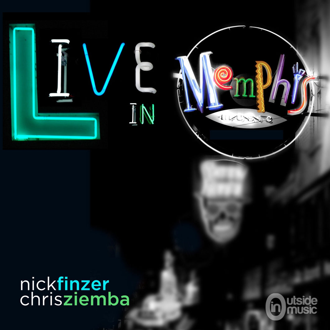 Nick Finzer & Chris Ziemba Live in Memphis