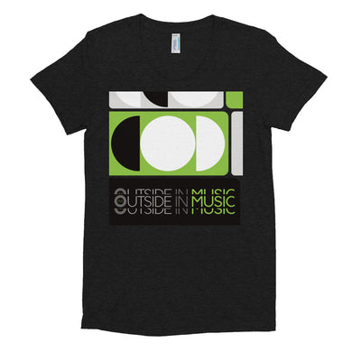 Outside in Music 2021 Women's Crew Neck T-shirt