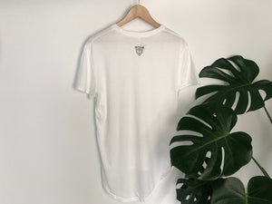 White Short Sleeve T