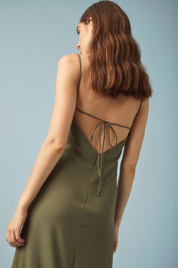 Kate Dress, Khaki