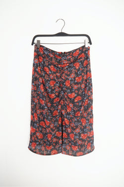 River Short Skirt, Print