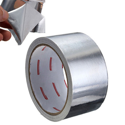 High Temperature Thermal Resistant Foil Duct Tape