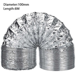 Ventilation Flexible Foil Ducting