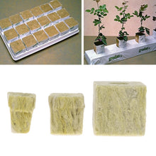 Load image into Gallery viewer, Hydroponic Rockwool Cube