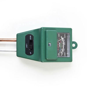 Digital Tester 3 in 1 Soil Moisture Meter