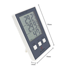 Load image into Gallery viewer, Digital Weather Station Thermometer