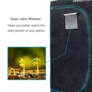 Greenhouse grow tent