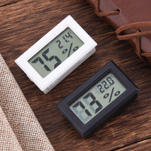 Load image into Gallery viewer, Wireless LCD Digital Thermometer