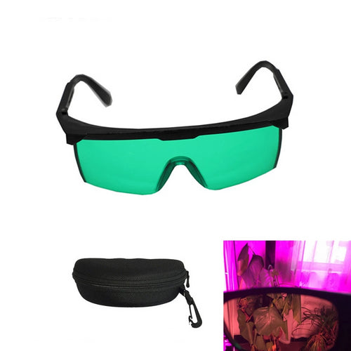 Hydroponics Plant Light Eye Protection UV Glasses