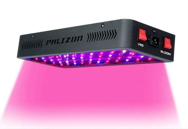 Full Spectrum 600/900W/1200W LED Grow Lamp