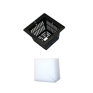 Nursery Mesh Pot Hydroponic System Supplies