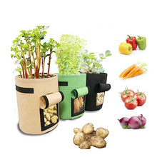 Load image into Gallery viewer, Breathable Plant Grow Bag