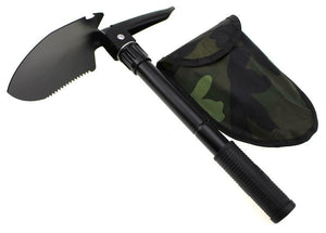 Military Portable Folding Shovel
