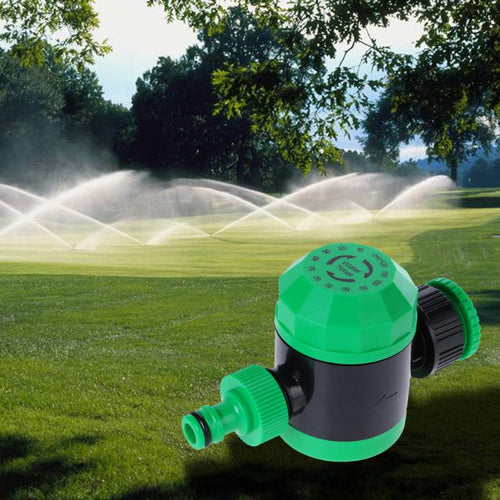 Irrigation Controller Watering Timer