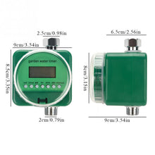 Load image into Gallery viewer, Rain Sensor LCD Display Water Timer