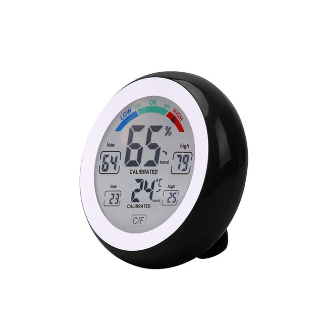 Digital Hygrometer Temperature