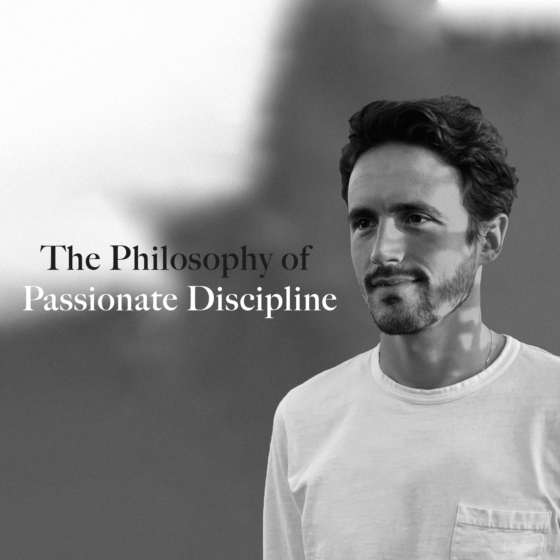 The Philosophy of Passionate Discipline – A Portrait of Thomas Delaney