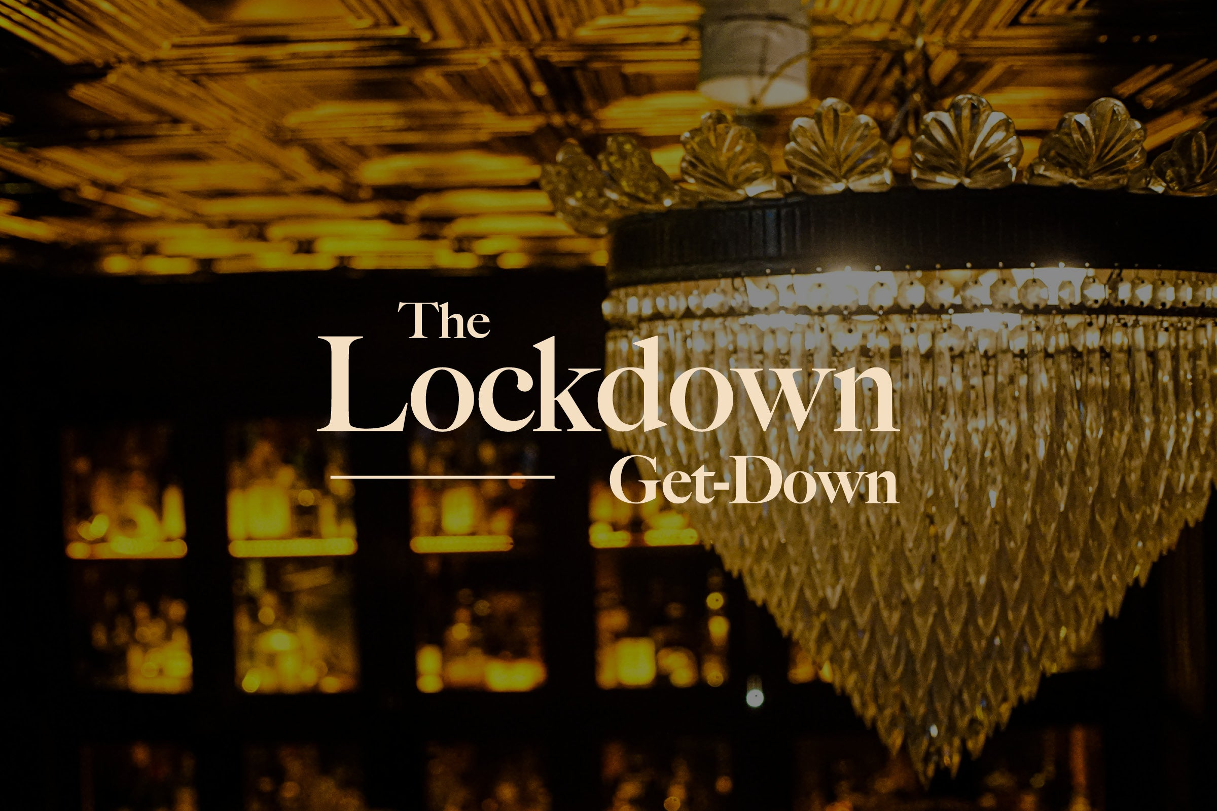The Lockdown Get-Down - Inner City Copenhagen