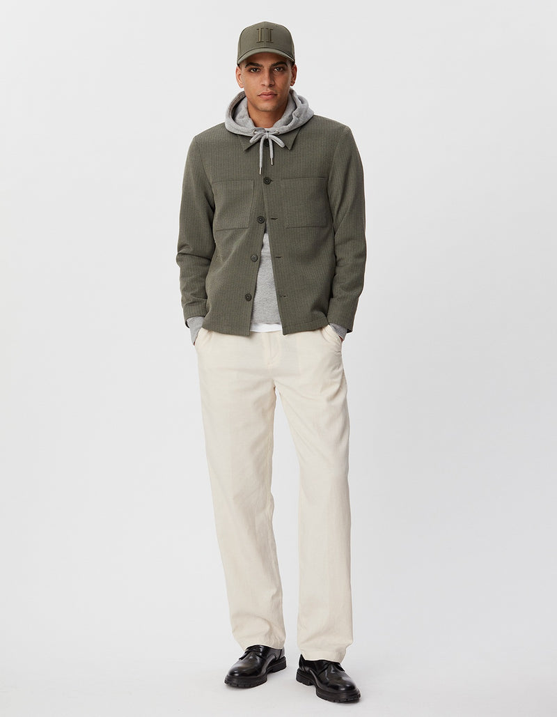Les Deux MEN Paul Linen-Tencel Pants Pants 215215-Ivory