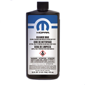04796237AD Jeep Mopar Cleaner Wax
