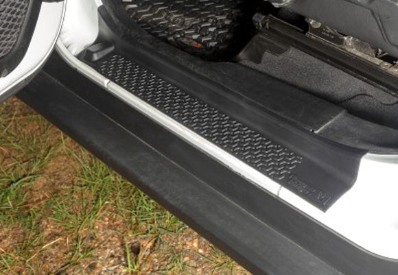 11216.32 Rugged Ridge Door Entry Guards, Gladiator, Wrangler