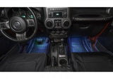 11250.09 Rugged Ridge Interior Courtesy Lighting Kit, Gladiator, Wrangler Installed