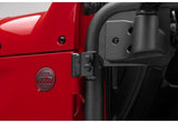 11509.13 Rugged Ridge Fortis Tube Doors, Gladiator, Wrangler detailed