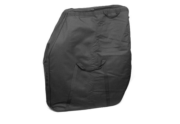 12108.10 Rugged Ridge Front Door Storage Bag Kit, Gladiator, Wrangler