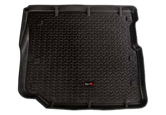 12975.49 Rugged Ridge Jeep All Terrain Cargo Liner, Short, Black, 4-Door, Wrangler