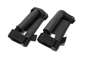 13305.02 Rugged Ridge Deluxe Grab Handles, Black, Gladiator, Wrangler