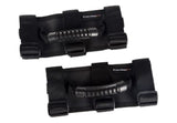 13505.04 Rugged Ridge Ultimate Grab Handles, Pair, Gladiator, Wrangler