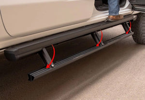 3047975 ARIES ActionTrac Powered Running Boards, Gladiator