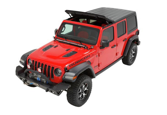 5245235 Bestop Black Diamond Sunrider For Hardtop, Gladiator, Wrangler