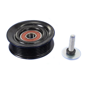 53034002AA Jeep Mopar Grooved Idler Pulley