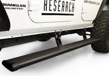 75132-01A AMP Research PowerStep Electric Running Boards, Jeep Wrangler JL, 4-Door front