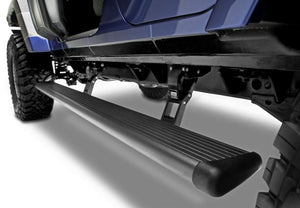 75132-01A AMP Research PowerStep Electric Running Boards, Jeep Wrangler JL, 4-Door