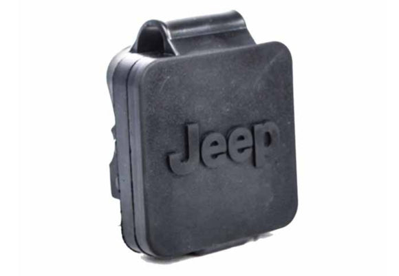 82208453AB-GC Jeep Mopar 2 inch Hitch Receiver Plug with Jeep Logo, Grand Cherokee
