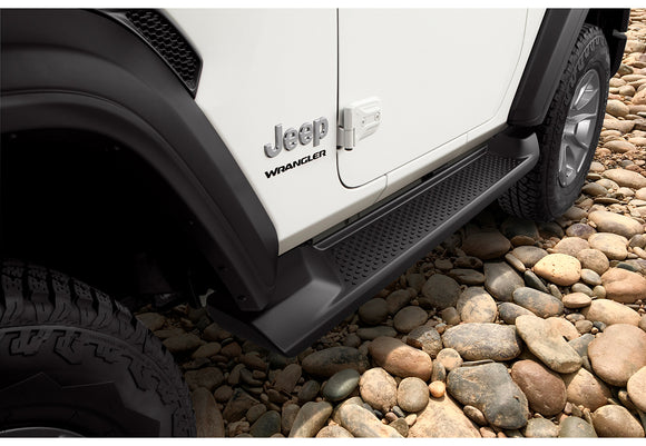 82215145 Jeep Mopar Side Steps