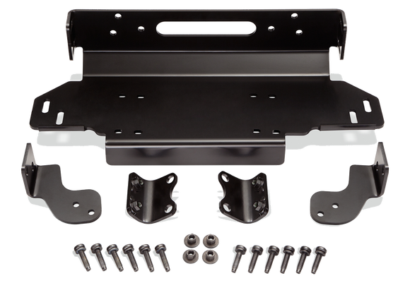 82215182AC Jeep Mopar Winch Mounting Kit, Gladiator, Wrangler