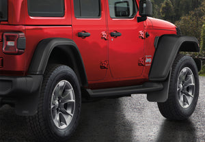 82215332AB Genuine Jeep Molded Splash Guards