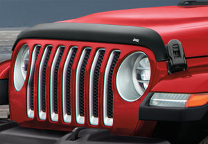 Jeep Mopar Front Air Deflector, Jeep, 2020 Gladiator, 2018-2020 Wrangler