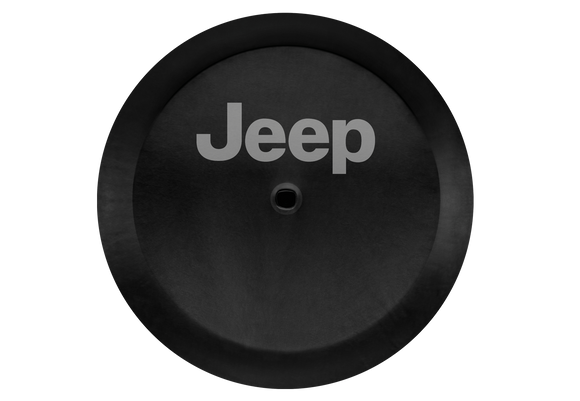 82215434 Jeep Mopar Tire Cover w Jeep Logo, 2018-2019 Wrangler