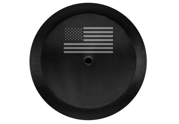 82215439 Jeep Mopar American Flag Tire Cover, 2018-2019 Wrangler