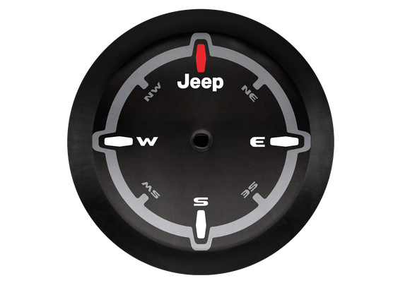 82215446 Jeep Mopar Compass Tire Cover, , 2018-2019 Wrangler